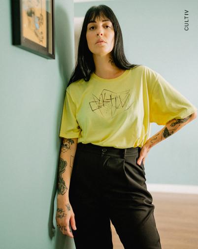 Camisetas para todes