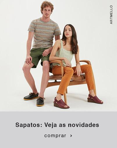 Sapatos: Veja as novidades