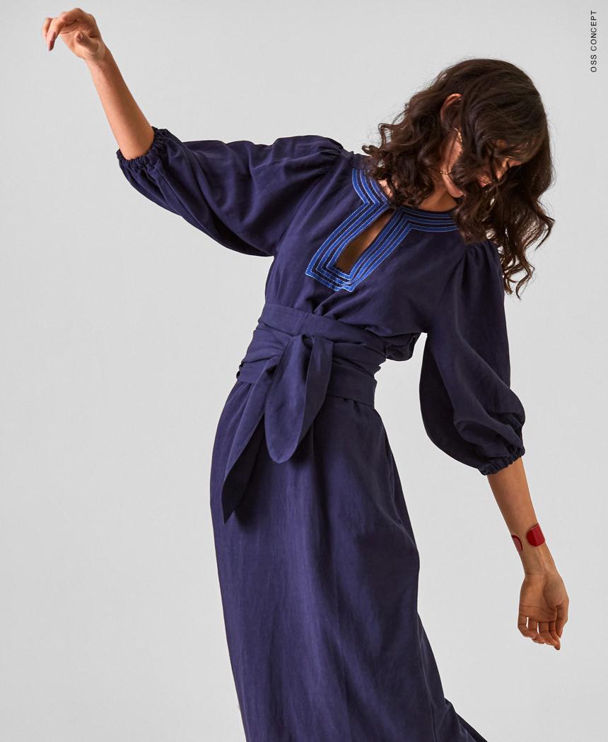 Vestidos: Estilosa & Comfy
