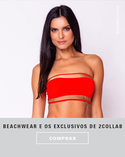 Beachwear e os exclusivos de 2Collab
